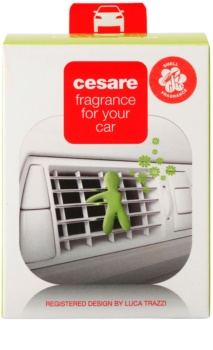 Mr & Mrs Fragrance Cesare Citrus Car Air Freshener 1 pc I.