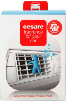 Mr & Mrs Fragrance Cesare Caribbean Sea Car Air Freshener 1 pc