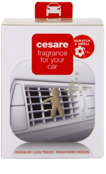 Mr & Mrs Fragrance Cesare Black Tea deodorante per auto   I.