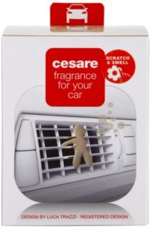 Mr & Mrs Fragrance Cesare Black Tea désodorisant voiture   I.