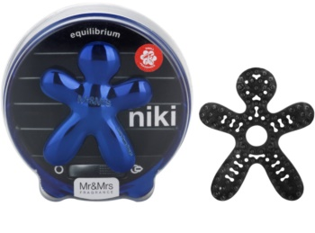 Mr & Mrs Fragrance Niki Equilibrium Car Air Freshener   Refillable