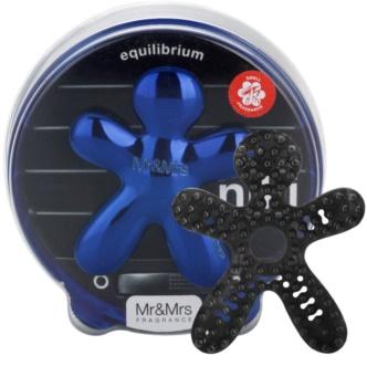 Mr & Mrs Fragrance Niki Equilibrium Autoduft   Nachfüllbar