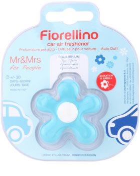 Mr & Mrs Fragrance Fiorellino Equilibrium odświeżacz do samochodu