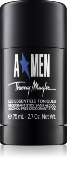 Mugler A*Men desodorizante em stick para homens 75 ml