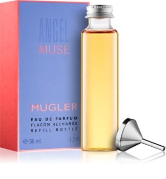 Mugler Angel Muse eau de parfum pentru femei 50 ml rezerva