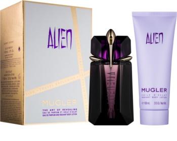 Mugler Alien lote de regalo VIII.