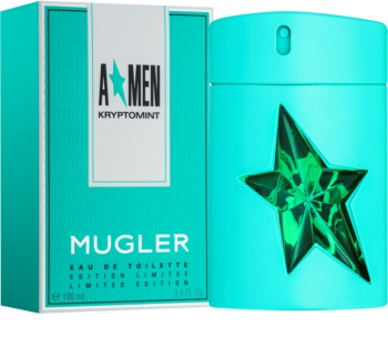 Mugler A*Men Kryptomint Eau de Toilette for Men 100 ml