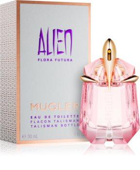 Mugler Alien Flora Futura eau de toilette nőknek 30 ml