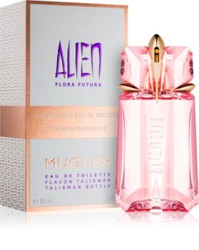 Mugler Alien Flora Futura eau de toilette pentru femei 60 ml