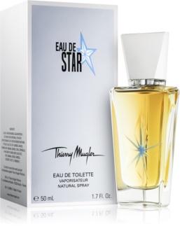 Mugler Eau de Star toaletná voda pre ženy 50 ml