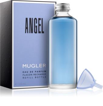 Mugler Angel eau de parfum pentru femei 100 ml rezerva