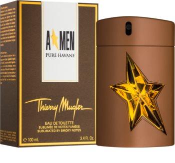 Mugler A*Men Pure Havane woda toaletowa dla mężczyzn 100 ml