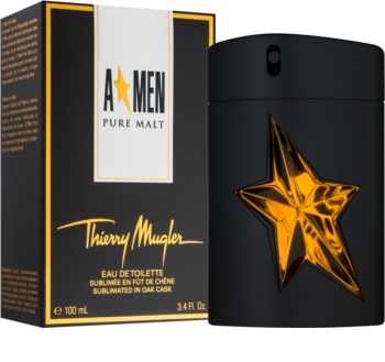 Mugler A*Men Pure Malt Eau de Toilette für Herren 100 ml