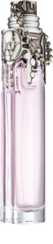 Mugler Womanity eau de parfum per donna 80 ml ricaricabile