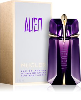 Mugler Alien parfémovaná voda pro ženy 60 ml plnitelná