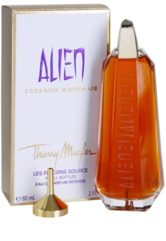 Mugler Alien Essence Absolue Parfumovaná voda pre ženy 60 ml náplň