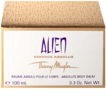 Mugler Alien Essence Absolue emulsão corporal para mulheres 100 ml
