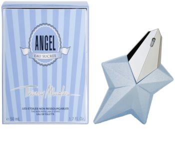 Mugler Angel Eau Sucree 2014 eau de toilette pentru femei 50 ml