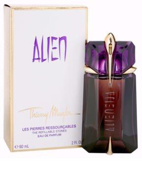 Mugler Alien Parfumovaná voda pre ženy 60 ml plniteľná