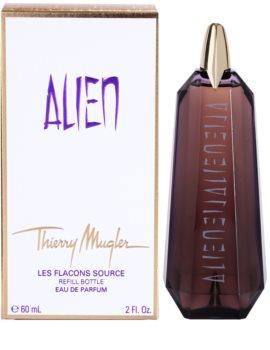 Mugler Alien eau de parfum pentru femei 60 ml rezerva