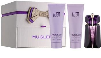 Mugler Alien set cadou XIII.