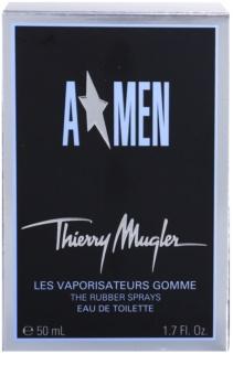 Mugler A*Men woda toaletowa dla mężczyzn 50 ml  Rubber Flask
