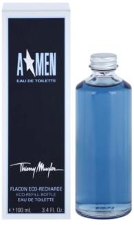 Mugler A*Men Eau de Toilette Herren 100 ml Ersatzfüllung