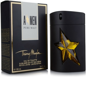 Mugler A*Men Pure Malt Eau de Toilette voor Mannen 100 ml