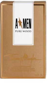 Mugler A*Men Pure Wood Eau de Toilette für Herren 100 ml