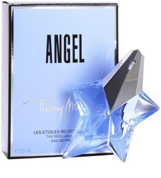 Mugler Angel Eau de Parfum Für Damen 25 ml Nachfüllbar