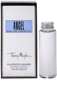 Mugler Angel Eau de Toilette voor Vrouwen  40 ml Navulling
