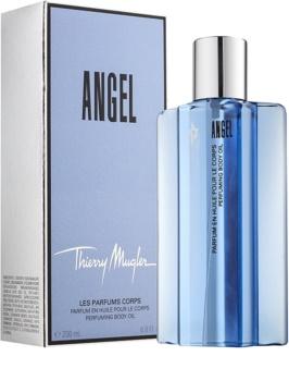 huile pour le corps angel
