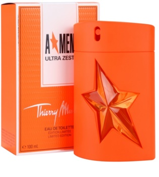 Mugler A*Men Ultra Zest Eau de Toilette para homens 100 ml
