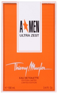 Mugler A*Men Ultra Zest Eau de Toilette for Men 100 ml