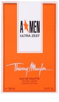 Mugler A*Men Ultra Zest toaletná voda pre mužov 100 ml