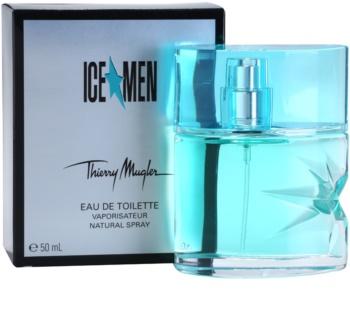 Mugler Ice Men toaletní voda pro muže 50 ml
