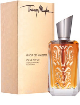 Mugler Mirror Mirror Collection Miroir Des Majestés Eau de Parfum voor Vrouwen  50 ml
