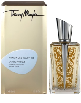 Mugler Mirror Mirror Collection Miroir des Voluptes Eau de Parfum para mulheres 50 ml