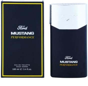 Mustang Mustang Performance toaletna voda za muškarce 100 ml