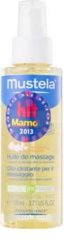 Mustela Bébé Soin ulei de masaj pentru copii