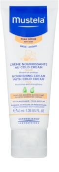 Mustela Bébé Cold Cream ochranný výživný krém pro děti