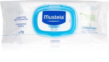 Mustela Bébé servetele pentru curatare pentru copii