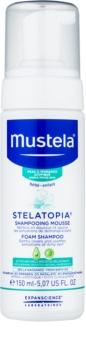 Mustela Bébé Stelatopia penast šampon za otroke od rojstva