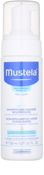 Mustela Bébé Bain Foam Shampoo For Kids