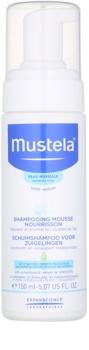 Mustela Bébé Bain penový šampón pre deti