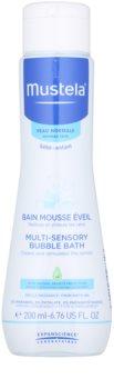 Mustela Bébé Bain пінка для ванни для дітей
