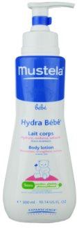 Mustela Bébé Soin hydratačné telové mlieko pre deti
