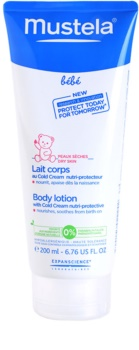 Mustela Bébé Soin Bodylotion With Cold Cream