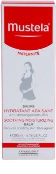 Mustela Maternité balsam de corp hidratant pentru femeile gravide si care alapteaza