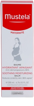 Mustela Maternité bálsamo corporal hidratante para mujeres embarazadas y lactantes
